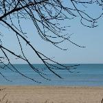 """il mare di Bibione in località """"il Faro"""""""