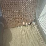 #2810 Tattered Balcony Furniture