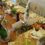 Special setting - Birthday celebrations