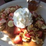 Long Trail Pancakes