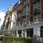 vakkert hotell i Knightsbridge