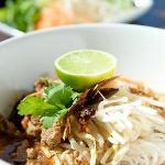 thai boat beef soup noodles