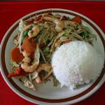 Chop Suey Combo