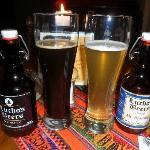 cerveza artesanal de huaraz...riquísima
