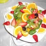 SUMMER SALAD! healthy and delicious