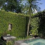 Deluxe Villa Outside Shower