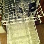 don't put 1 thing in dishwasher & run it!