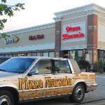 Pizza Marsala Car