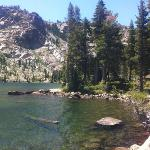 Big Bear Lake in the Lakes Basin