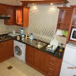 Fully Loaded Separate Kitchen