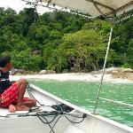 "Island Exploring Tour with ""Mousa"""