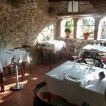 Comedor terraza cubierta