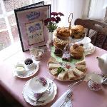 Afternoon Tea at The Winding House is a delightful and elegant experience
