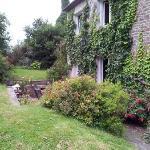 jardin - photos prises avec un portable pas très représentatives, voir site internet