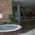 Espace piscine/jacuzzi