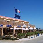 Hotel bord de mer