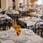 La nostra sala ristorante  --> www.laresidenza.net