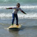 Surfing the Dream Surf School Foto