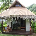 Photo de Hotel Fare Vaimoana