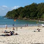 Main beach Noosa