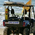 Life guard on duty