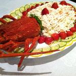 cray fish salad