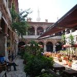 Coffee House in the Historical Old Bazaar