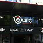 Brasserie l'édito, reims, place d'erlon