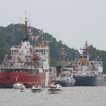 "Grand Haven ""Coast Guard City USA"""