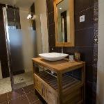 La salle de bains Cabernet