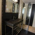 La salle de bains Merlot