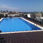 H10 Marina Barcelona Hotel Foto