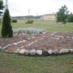 This is wonderful area on the grounds. Visit it to see what it means!