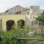 General View of La Ferla restaurant and lodgings
