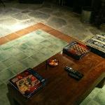 Juegos de mesa del Bar