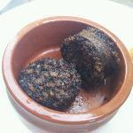 black pudding (Morcilla de Burgos)