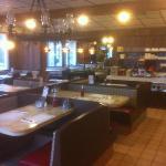 inside Scotrun Diner