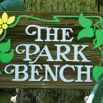 Park Bench sign