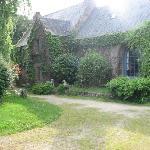 16h Century farmhouse