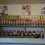 Our Torani syrups