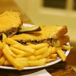 The Famous Cable Car Sandwich
