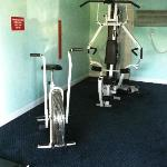 Old Fitness Equipment