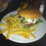 Mexican burger 4.50e