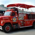 1971 Vintage Fire Engine