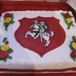 """Dalo's Bakery"" VYTIS Cake"