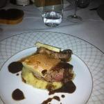 Filetto di manzo al foie gras