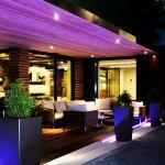 Terrassen-Lounge