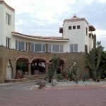 Front of resort main area