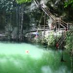 X'Canche rope swing