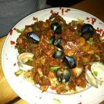 Jambalya-filled with fresh seafood. amazing!!!